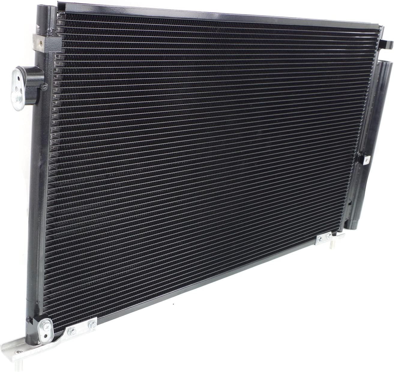 Compatible with 2006-2011 Honda Civic 2-Door A//C Condenser
