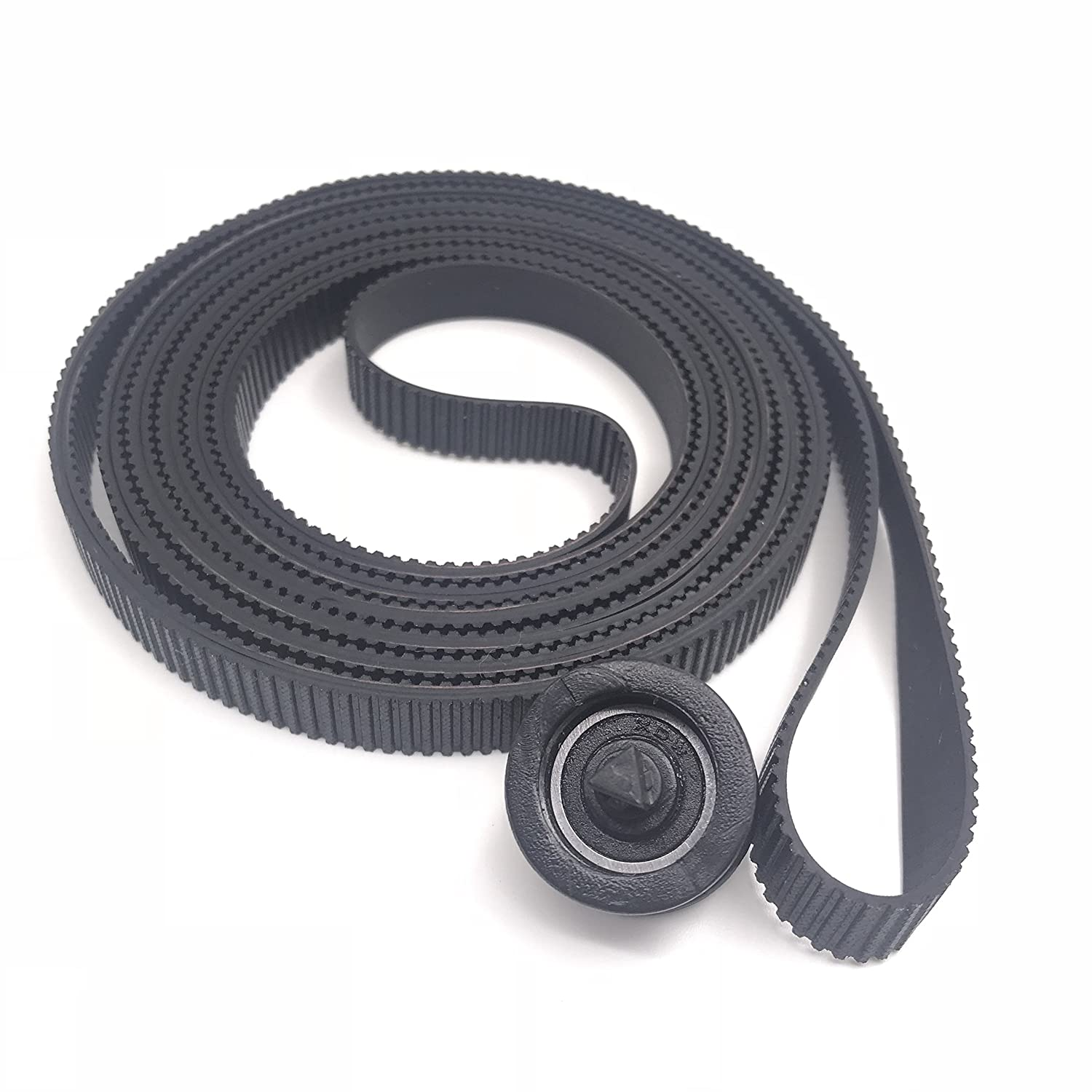 OKLILI C7770-60014 Carriage Belt 42 (42 inch) B0 Size with Pulley for HP DesignJet 500 500PS 800 800PS 510 510PS 815 CC800PS 820 815MFP 820MFP