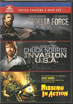 missing in action movies chuck norris