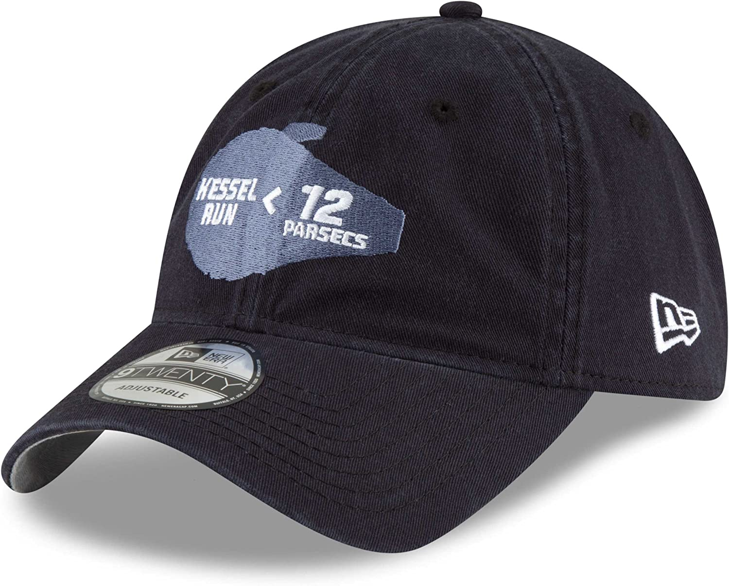 Star Wars Kessel Run 9TWENTY Strapback Hat Navy