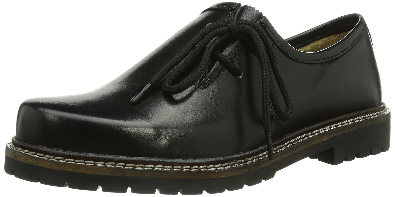 ConWay600365 - zapato oxford Unisex adulto 43 EU|Negro - Negro