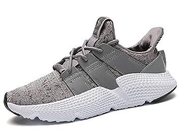 535589636e2d7 GNEDIAE Adulte Gym Fitness Sport Chaussures Chaussures d été Sneakers  Respirantes et Légères Confortable athlétique