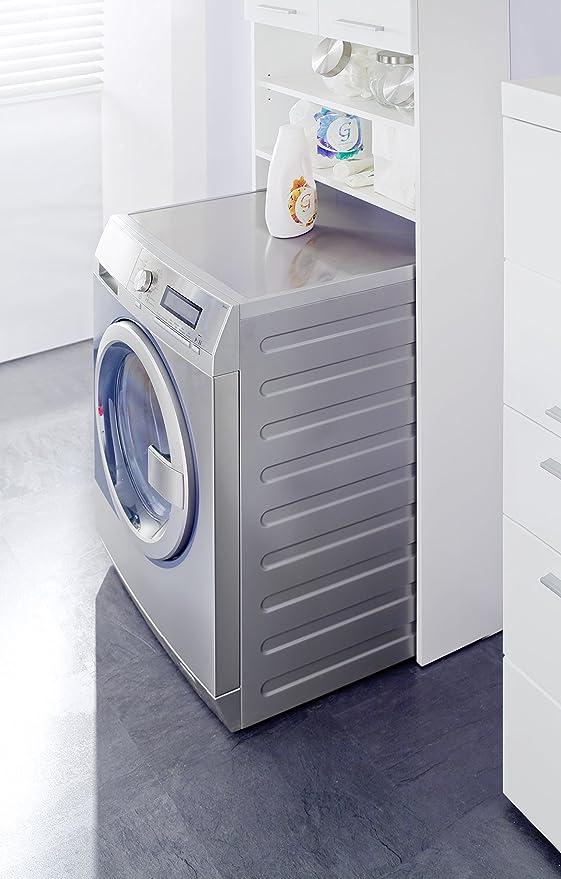 trendteam smart living Badezimmer Waschmaschinenschrank ...