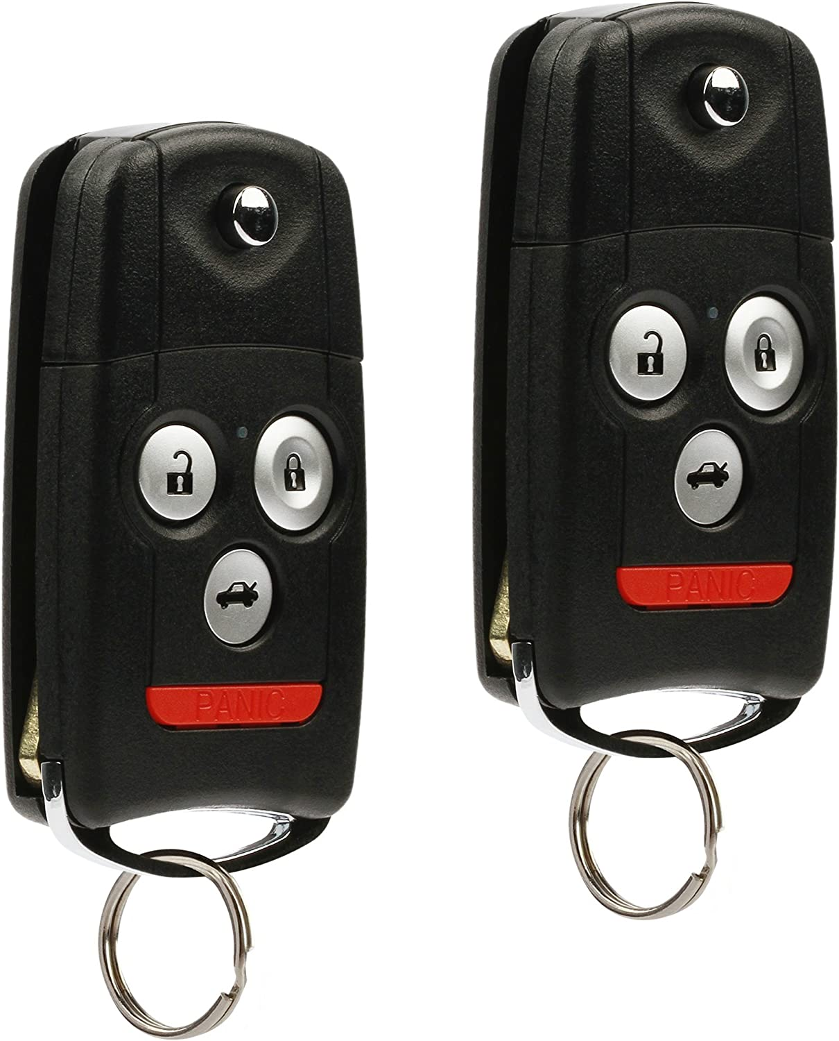 fits 2007 2008 Acura TL Flip Key Fob Keyless Entry Remote OUCG8D-439H-A