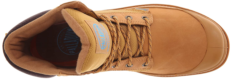 Palladium Men's Rain Pampa Sport Cuff Wpn Rain Men's Boot B00T4X8BNC 9.5 D(M) US|Amber Gold/Mid Gum cf871f
