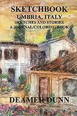 Sketchbook: Umbria Italy Paperback