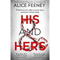 His and Hers: the thrilling, suspenseful and gripping new psychological thriller from the best selling author of…