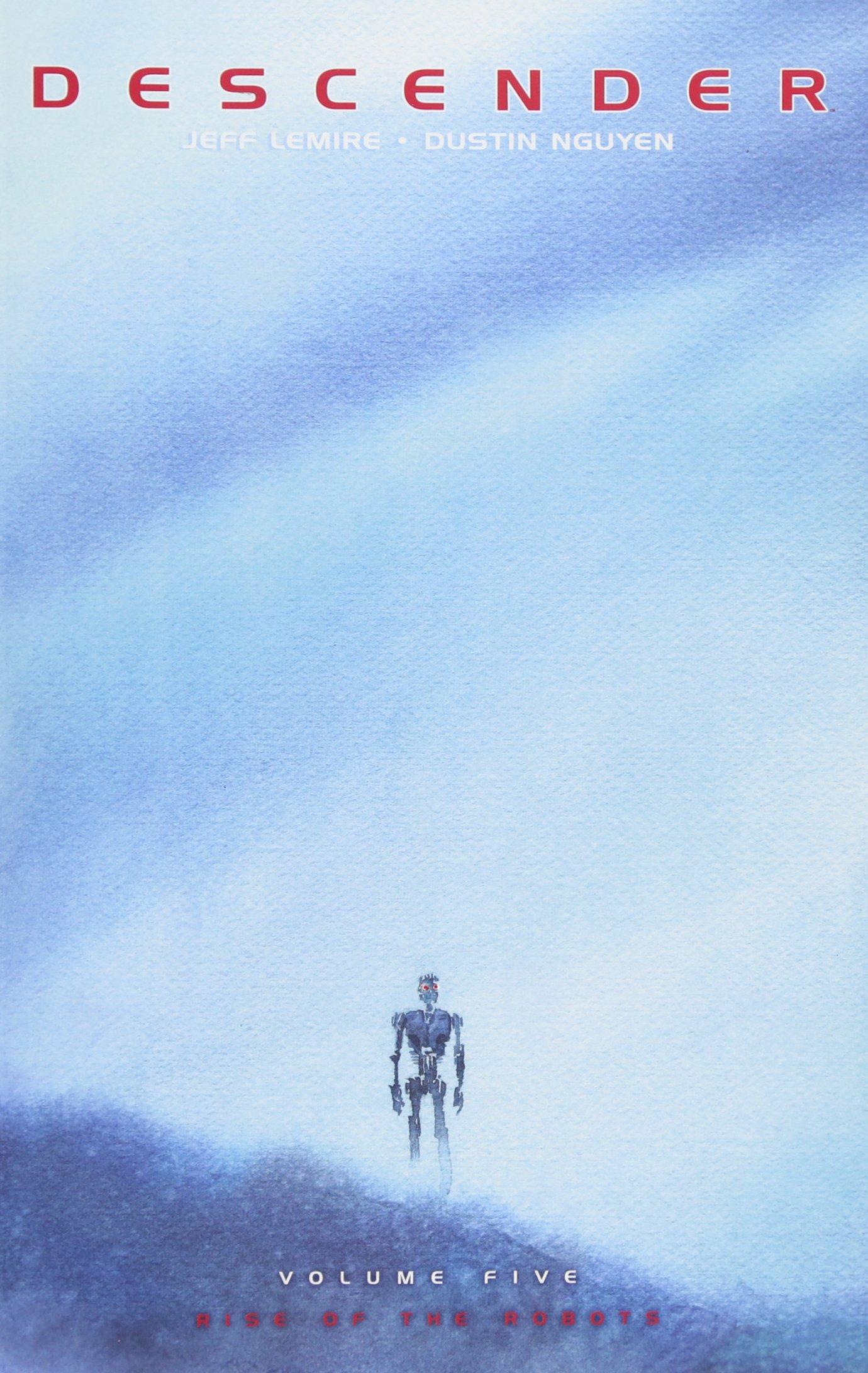 Image result for descender volume 5 rise of the robots