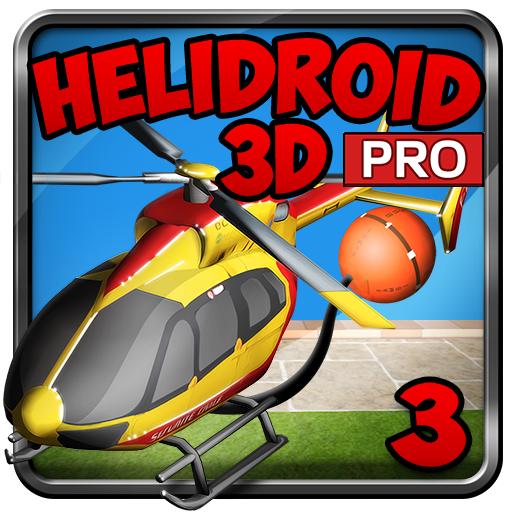 Helidroid 3 PRO : 3D RC Copter