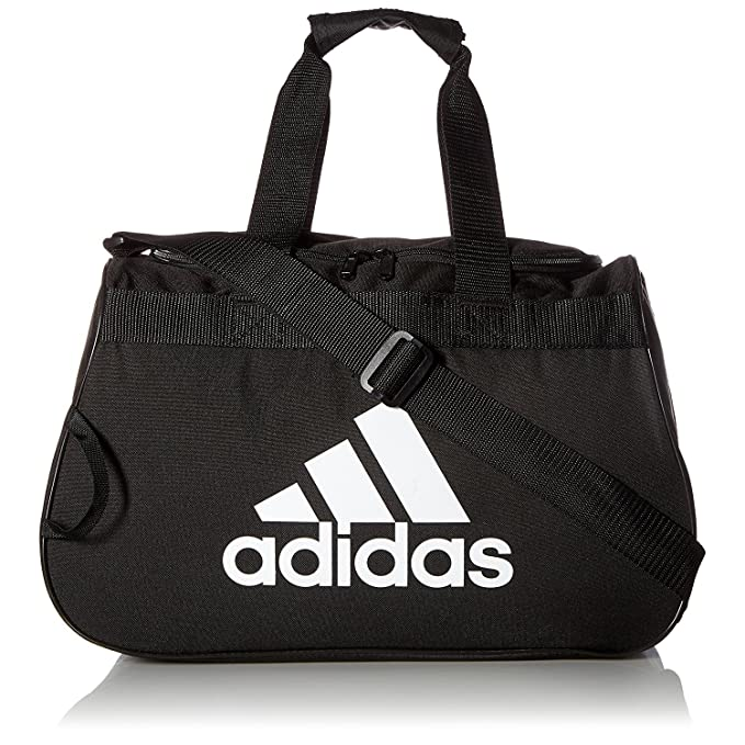 ddfb1ccd0a Image Unavailable. Image not available for. Color: Adidas Gear Up Diablo Small  Duffel Bag ...