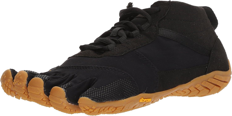 Vibram Men s V-Trek Black Gum Hiking Shoe