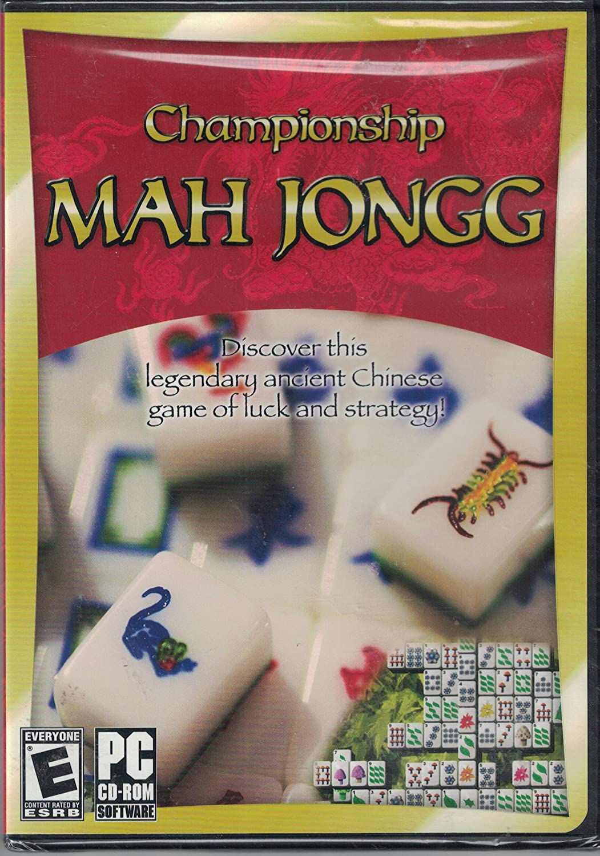 Championship Mah Jongg