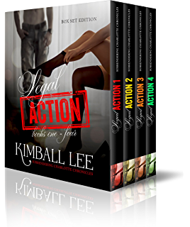 Legal Action Box Set Edition Book 1 4 Surrendering Charlotte Chronicles