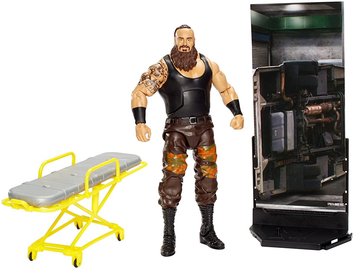 WWE Elite Collection Raw Series #52 Braun Strowman