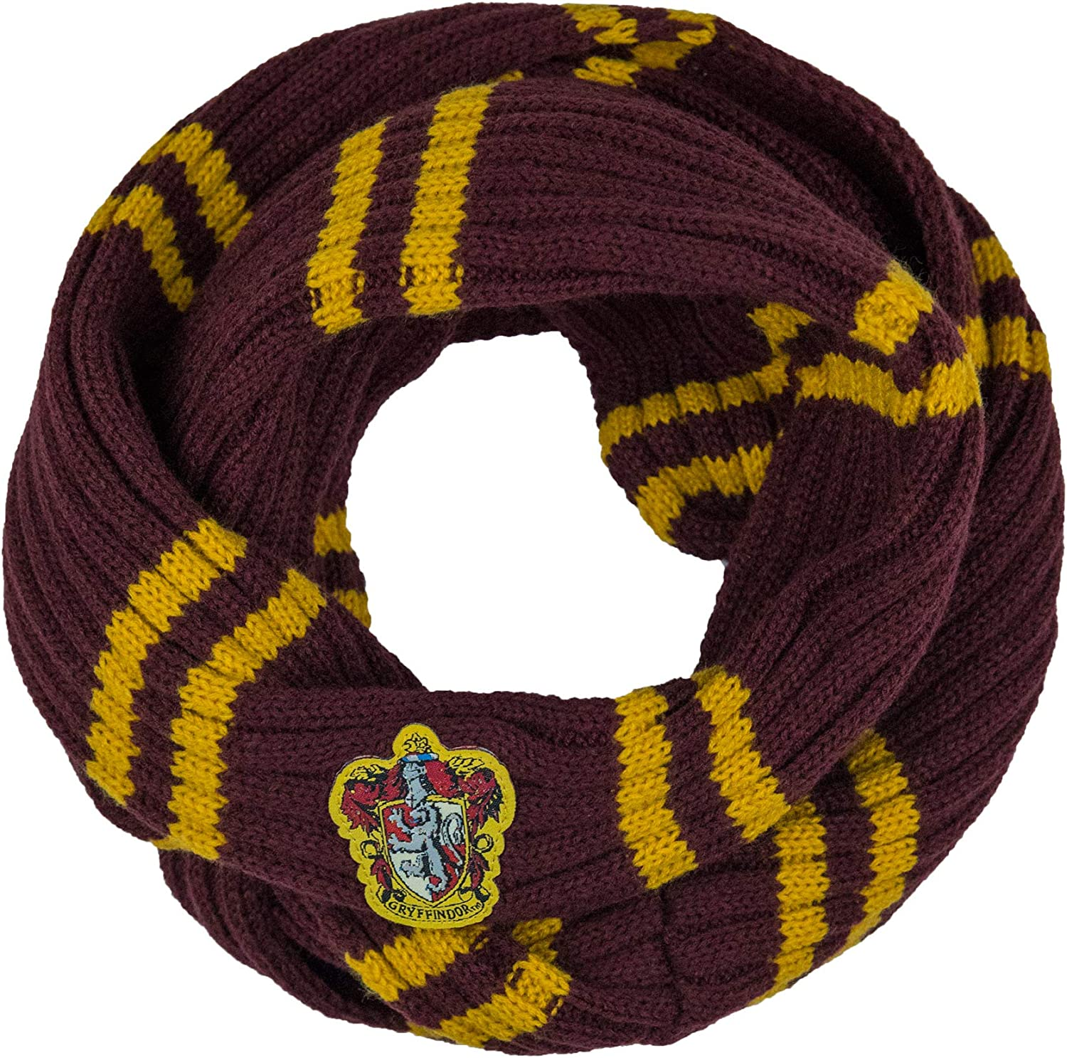 Official Harry Potter Scarf Ultra Soft Knitted Fabric Infinity