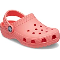 Amazon Price History:Crocs Unisex-Child Kids' Classic Clog | Slip on Boys and Girls | Water Shoes
