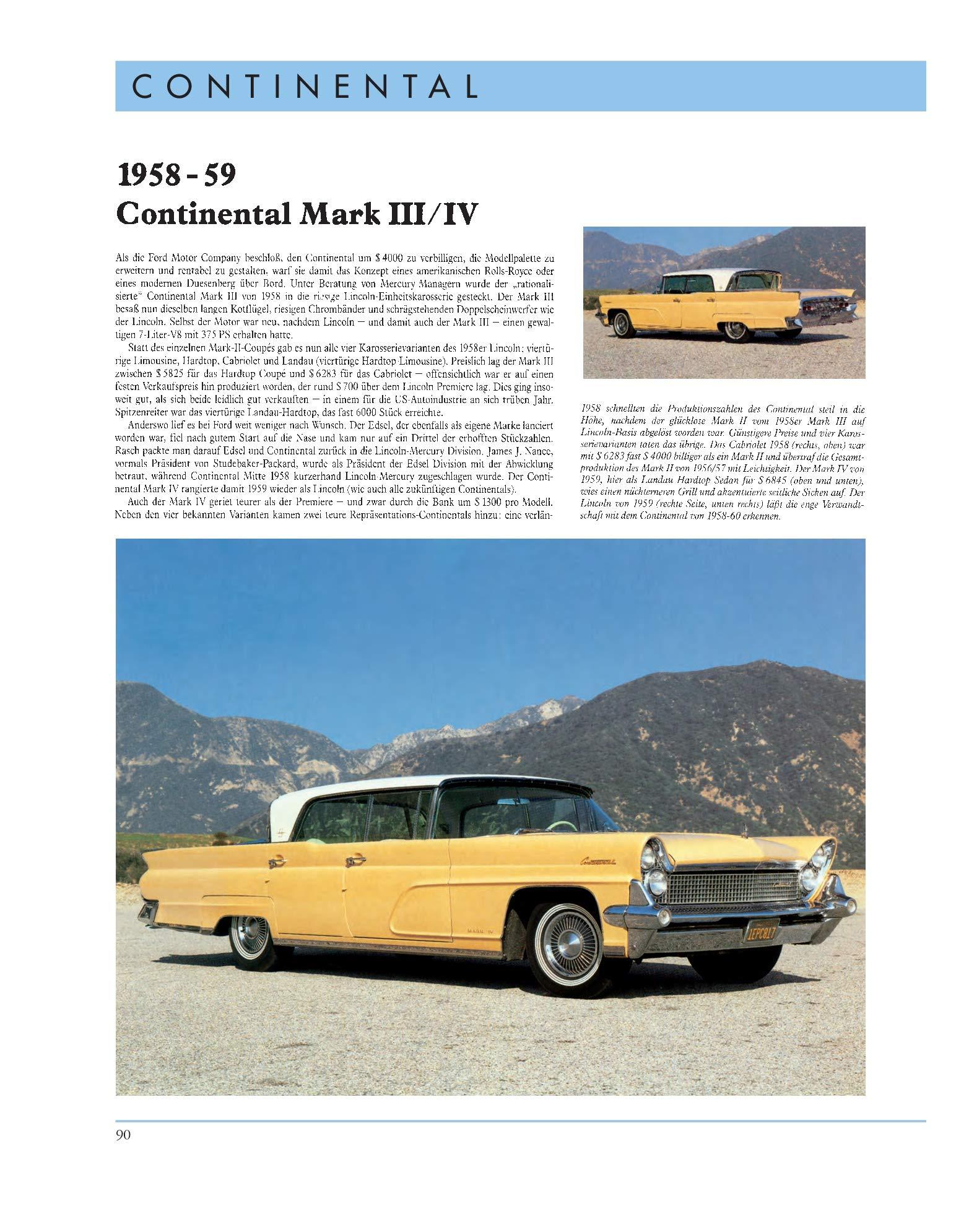 Amerikanische Automobile Der 50er Und 60er Jahre Amazon De Langworth Richard M Poole Chris Flammang James R Bucher