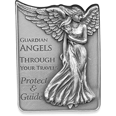 AngelStar 15732 Metal Visor Clip, 2-1/2-Inch, Guardian Angels: Home & Kitchen
