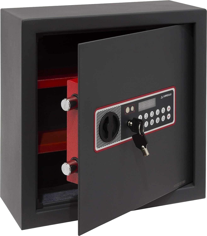 35 x 35 x 15 cm Arregui Cover 172160 Cassaforte da nascondere per fondo armadio 11 L apertura elettronica