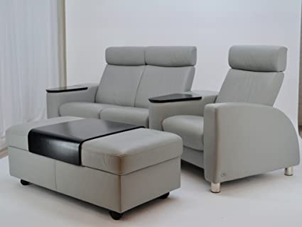 Ekornes Stressless Arion SC21 de 3 plazas, con Doble ...