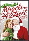 Miracle on 34th Street 70th Anniversary Edition (Bilingual) [DVD + Digital Copy]