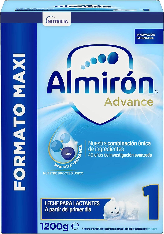 Almirón Advance 1 Leche de Inicio en Polvo a Partir del Primer Día - 1200 g