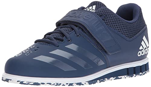 adidas Performance Men's Powerlift.3.1 Cross Trainer, Noble Indigo/Noble  Indigo/White