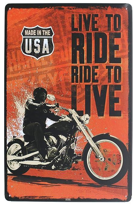 bb8ff11498e42 Harley-Davidson   Live to Ride