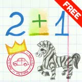Math Is Fun Kids (2-7 years) - Addition and Subtraction to 10 for Free