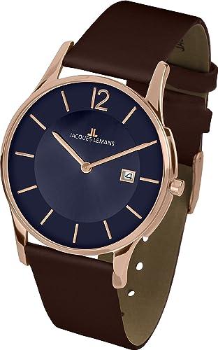 Reloj - Jacques Lemans - para Unisex - 1-1850I: Jacques Lemans: Amazon.es: Relojes