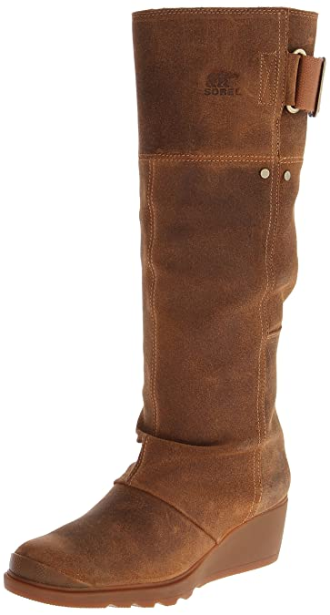 cb0baddd51db0c Amazon.com | Sorel Women's Toronto Tall Boots | Knee-High
