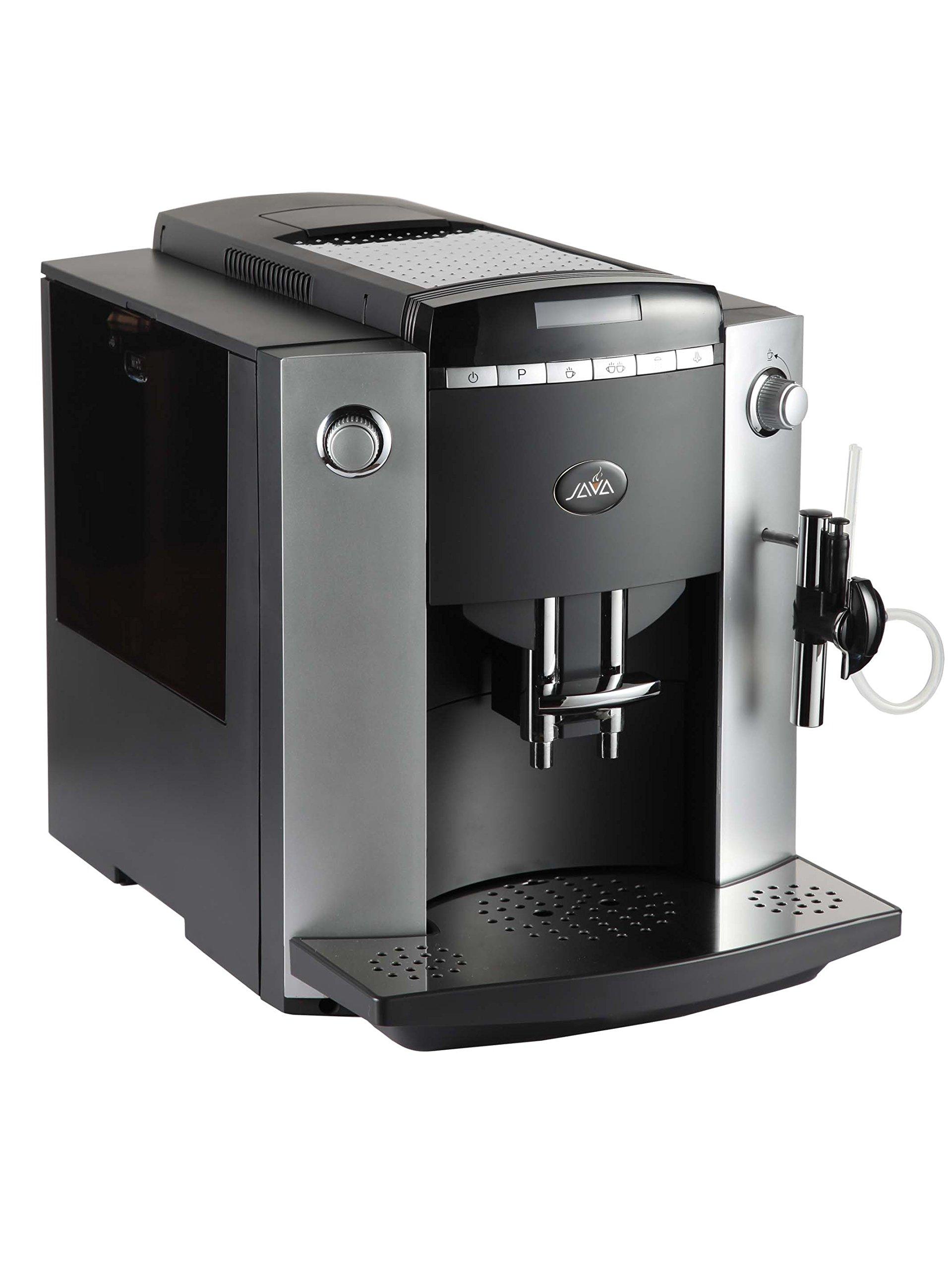 Omcan 21602 Restaurant Automatic Espresso Coffee Machine w/ brewing and grinder