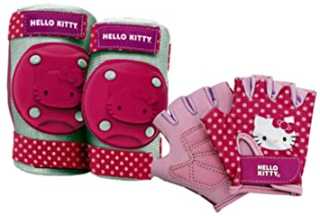 60d55fccc Bell Hello Kitty Pedal and Go Protective Gear: Amazon.ca: Sports ...