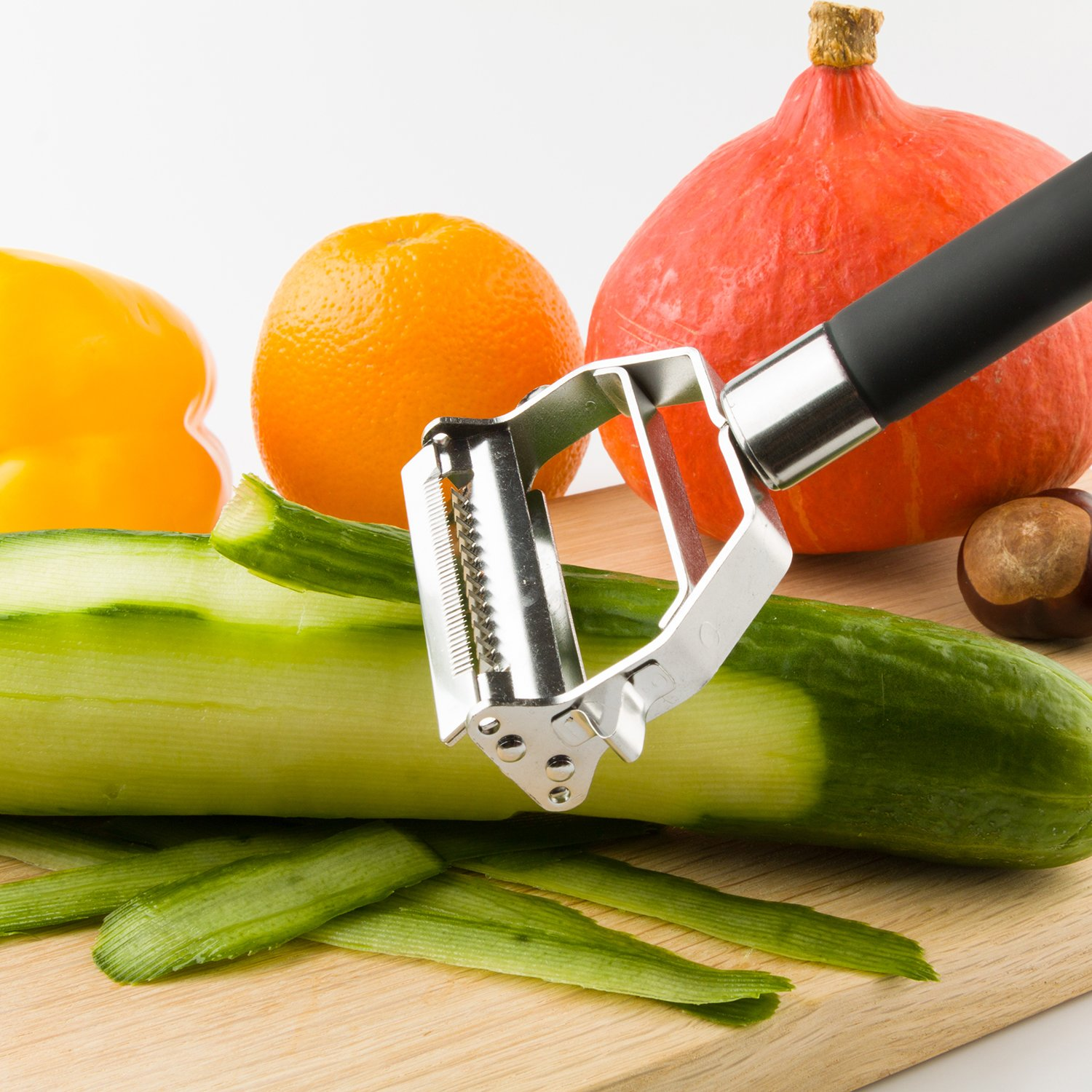 Spiral vegetable slicer hand held with cleaning brush zucchini and -  Peeler Cheese Slicer With Cleaning Brush Designed For Professional Results Best Quality Vegetable Spiral Slicer And Fruit Spiral Slicer Zucchini