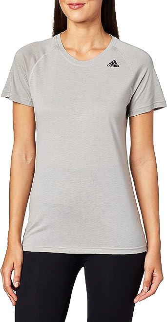 adidas Prime tee - Camiseta Mujer: Amazon.es: Ropa y accesorios