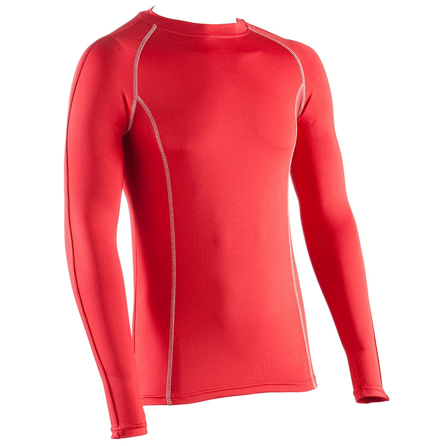 i-sports Base Layer Top Junior Unisex Sport Compression Performance Fit Tops