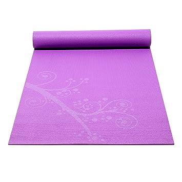 Sol vida Premium Extra grueso antideslizante yoga mat ...