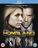 Homeland - Season 2 [Blu-ray] [Import anglais]