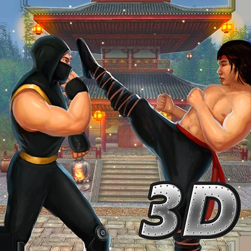 Amazon.com: Ninja Kung Fu Fighting 3D – 2: War of Clans ...