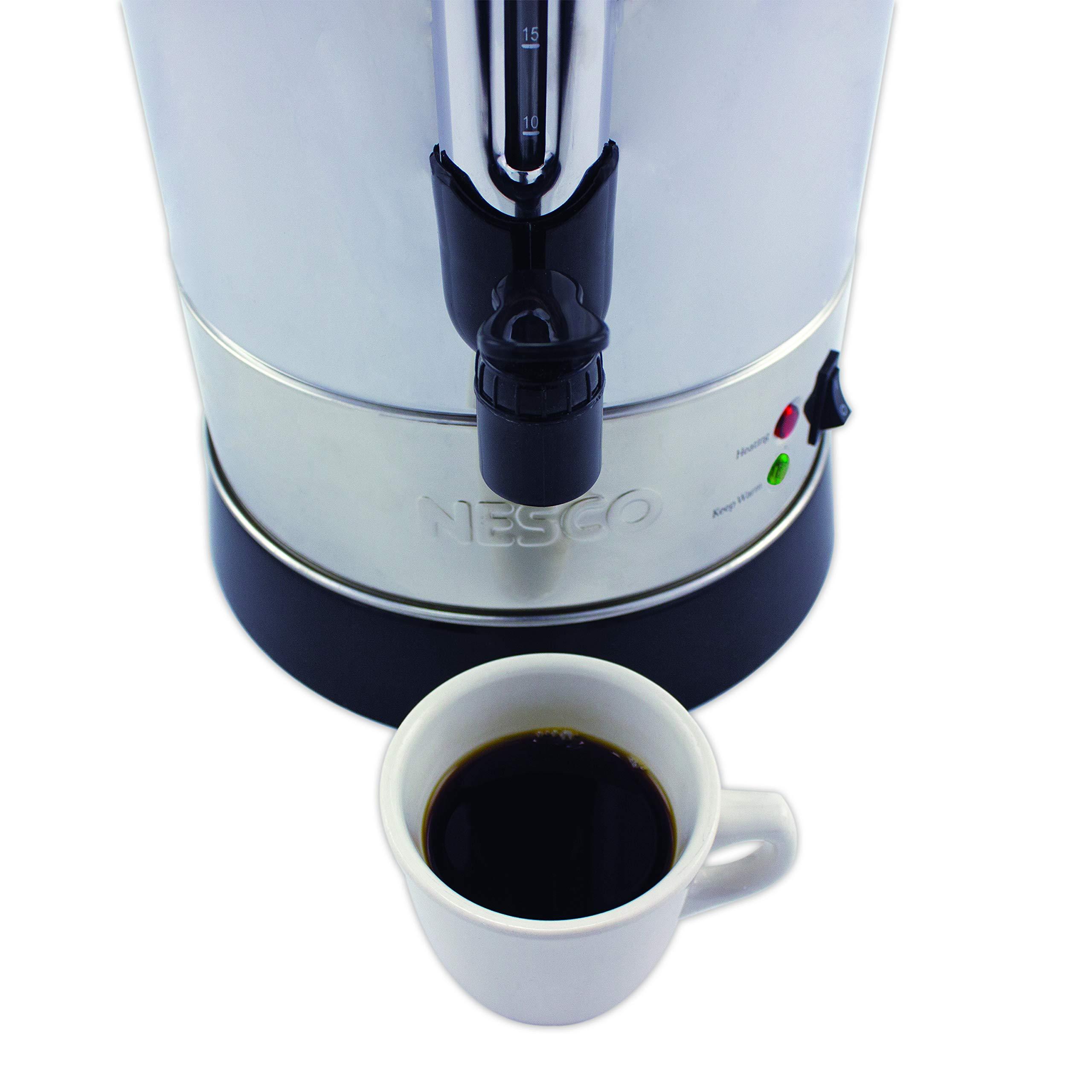 Nesco CU-30 Professional Coffee Urn Stainless Steel by Nesco (Image #6)