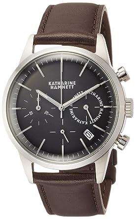 afe083946a [キャサリンハムネット]KATHARINE HAMNETT 腕時計 CHRONOGRAPH VI(クロノグラフ6) KH20C5