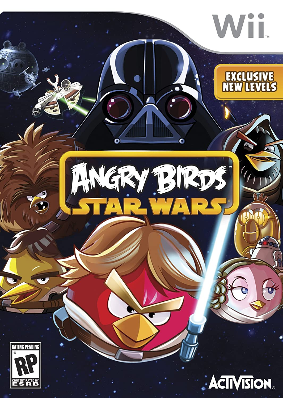 Amazon.com: Angry Birds Star Wars - Nintendo Wii: Video Games