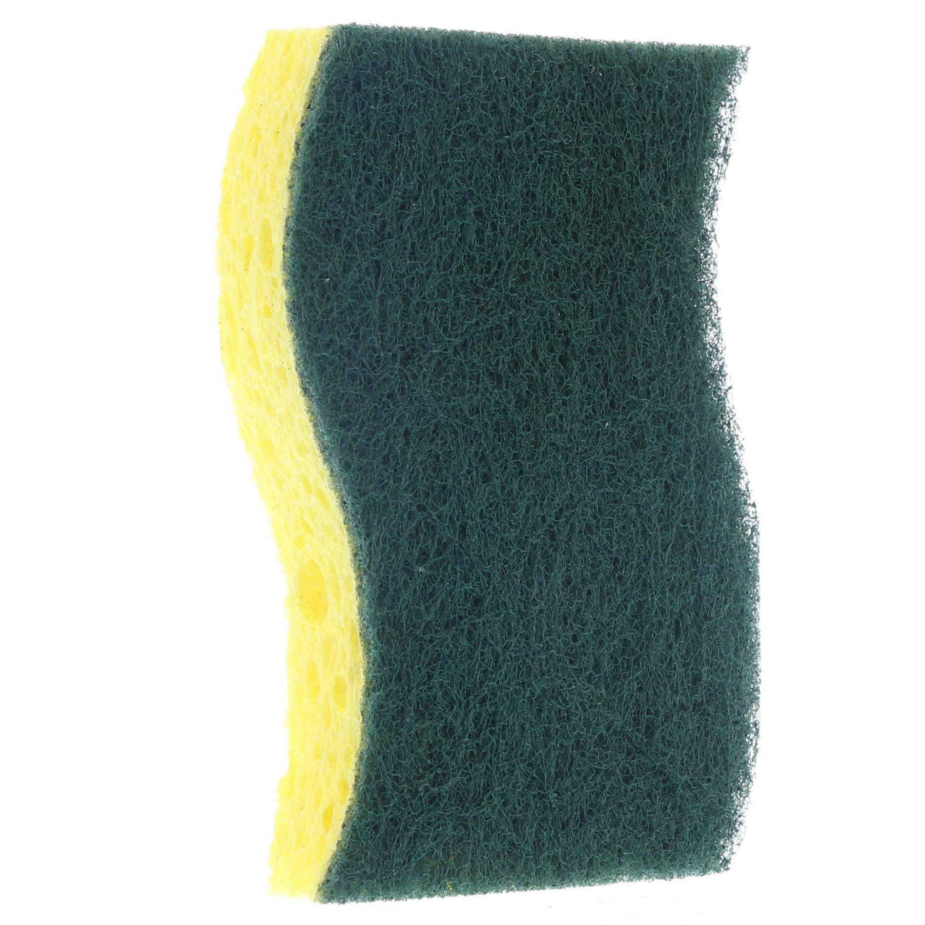 Scotch-Brite Bulk Pack Cleaning Scrub Pads, (80 Count) by Scotch-Brite (Image #4)