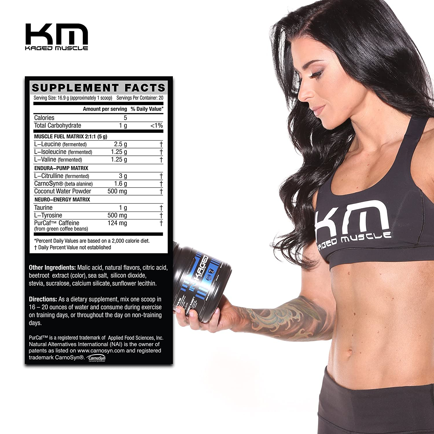 Intra-workout supplements