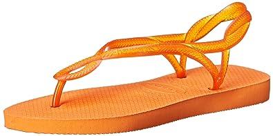 0cf9ff047 Havaianas Women s Luna Gladiator Sandal