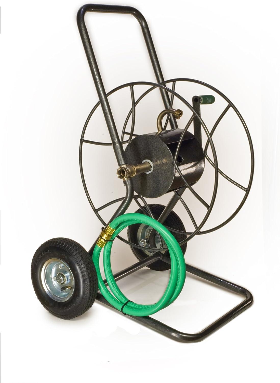 Yard Butler IHT-2EZ 2-Wheeled Garden Hose Reel