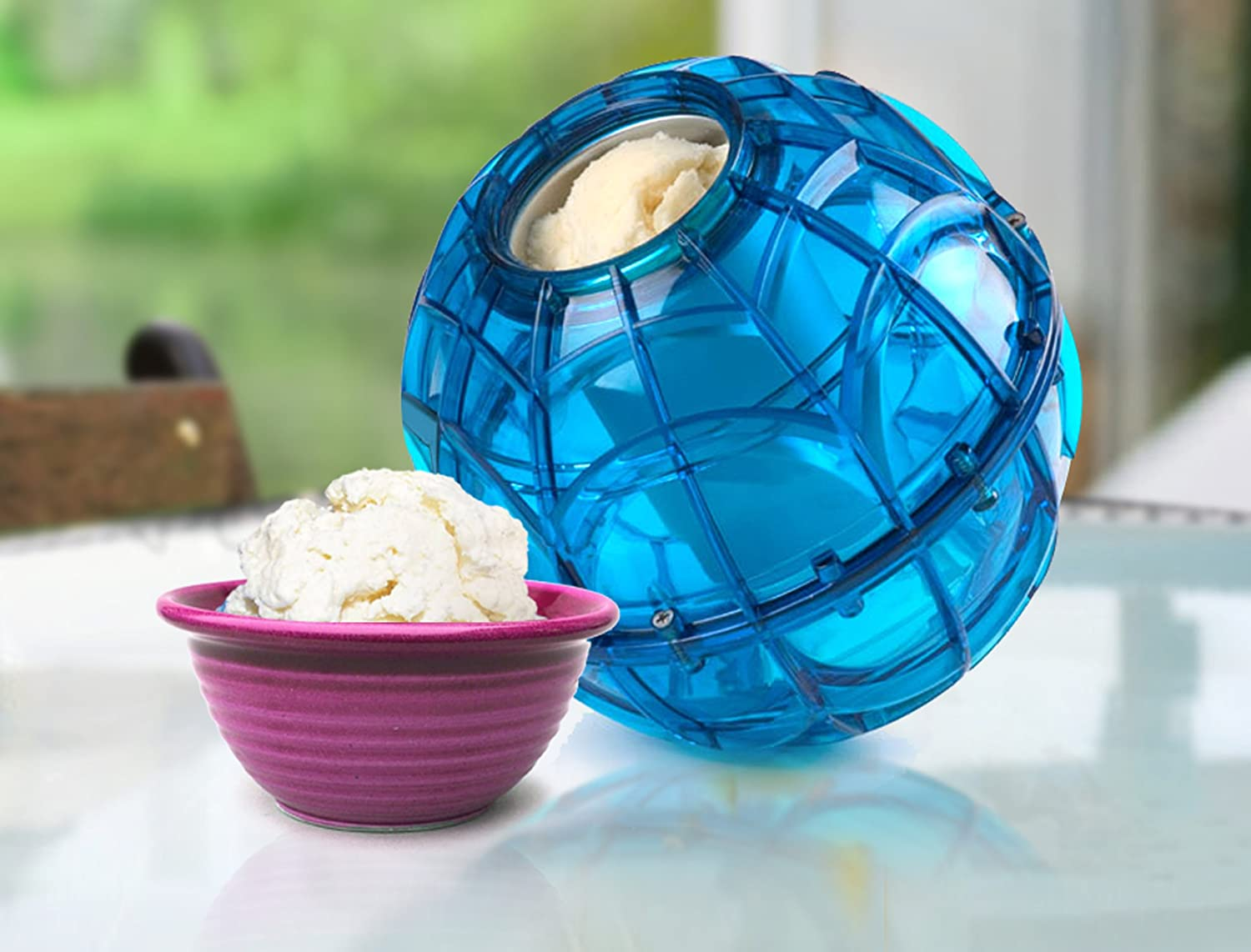 Amazon Yaylabs Play And Freeze Ice Cream Ball Ice Cream Maker