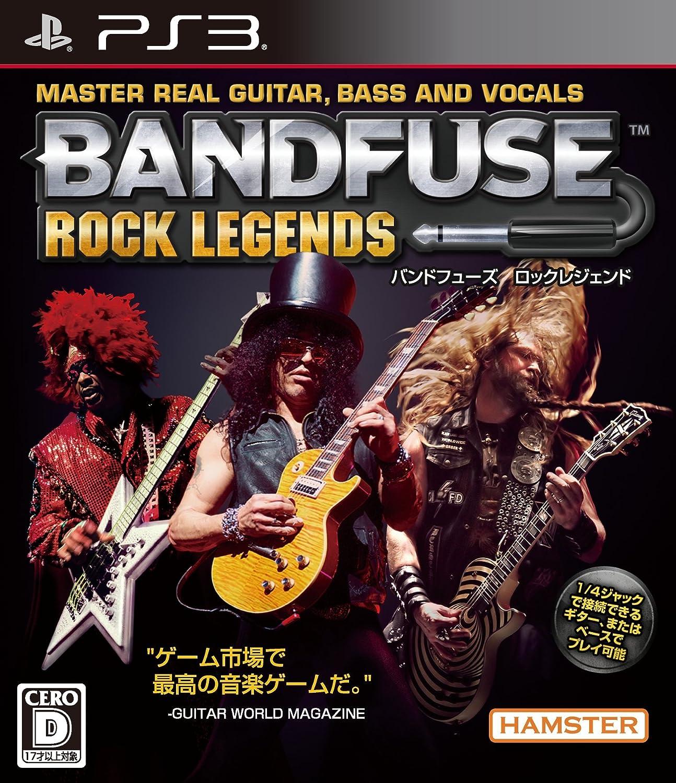 Amazon.com: BandFuse: Rock Legends (バンドフューズ ロックレジェンド): Video Games