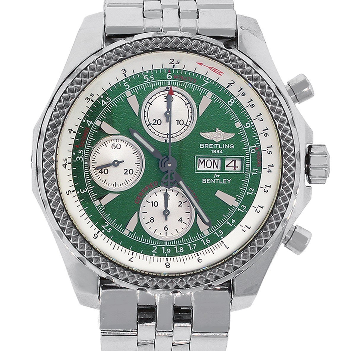Amazon Com Breitling Bentley Swiss Automatic Male Watch A13362
