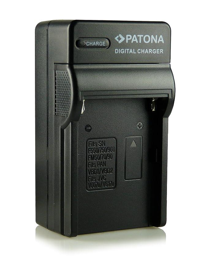 8 opinioni per 3in1 Caricatore NP-F550 per Sony BC-V615 | DCM-M1 | DCR-TRU47E | MVC-CD1000 |